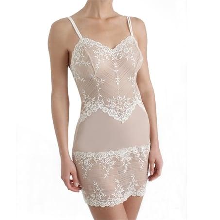 Embrace Lace Chemise nude