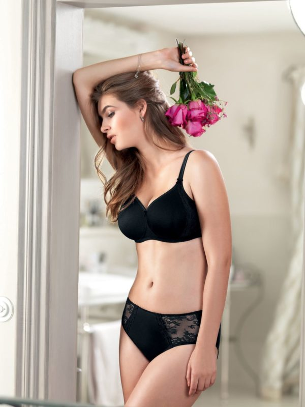 Lace Rose Non-Wired Padded Bra