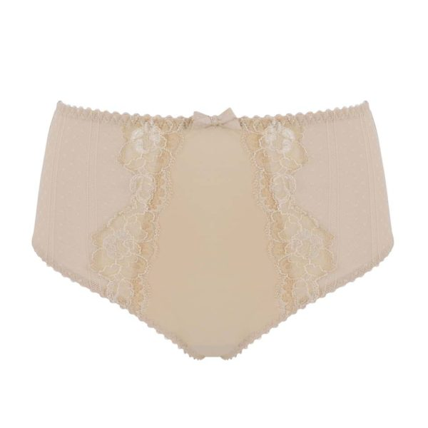 Couture Full Briefs - Cream