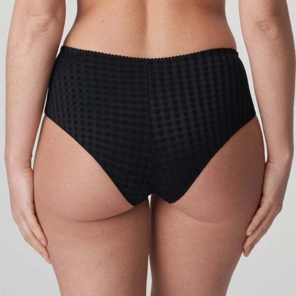 madison hotpant black rear
