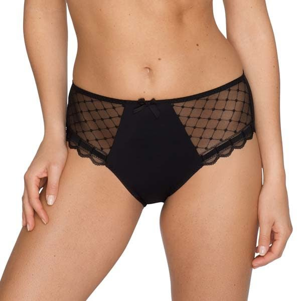 A La Folie - black - full brief