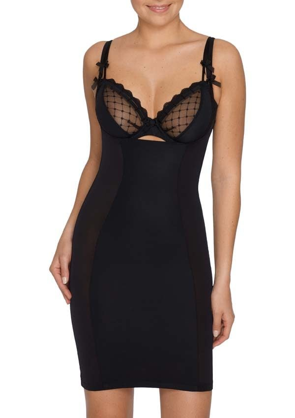 A La Folie- black - shapewear dress