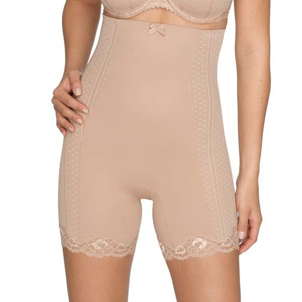 Couture - cream - shapewear brief with legs