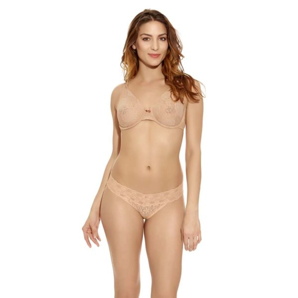 Halo Moulded Underwire - Nude