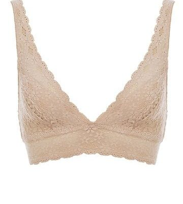 Halo Lace Soft Cup Bra by Wacoal