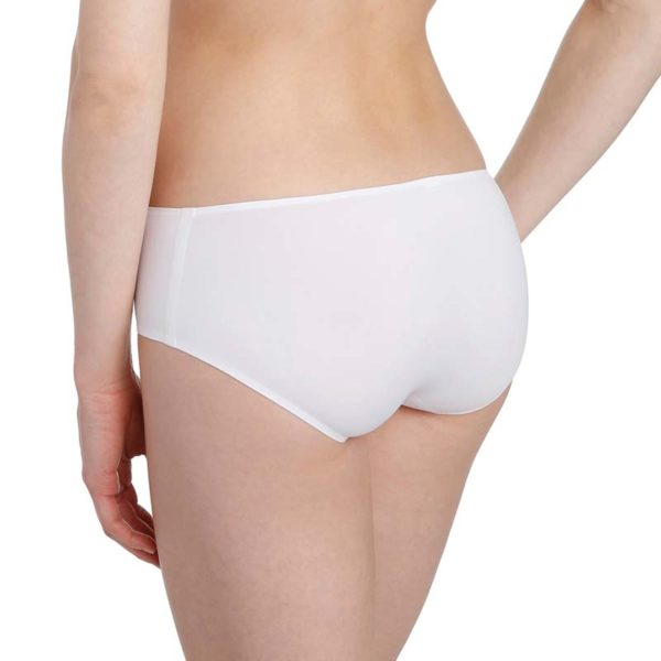 Tom Seamless Shorts by Marie Jo L'Aventure in White
