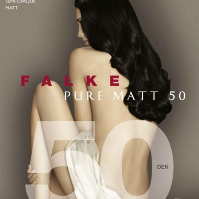 Pure Matt 50 Tights by Falke