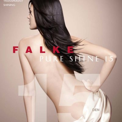 Pure Shine 15 Tights by Falke