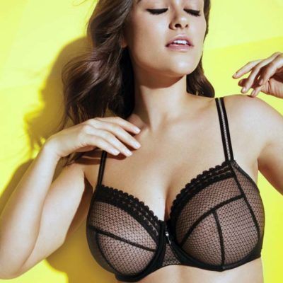 I Want You Full Cup Wire Bra by Prima Donna Twist