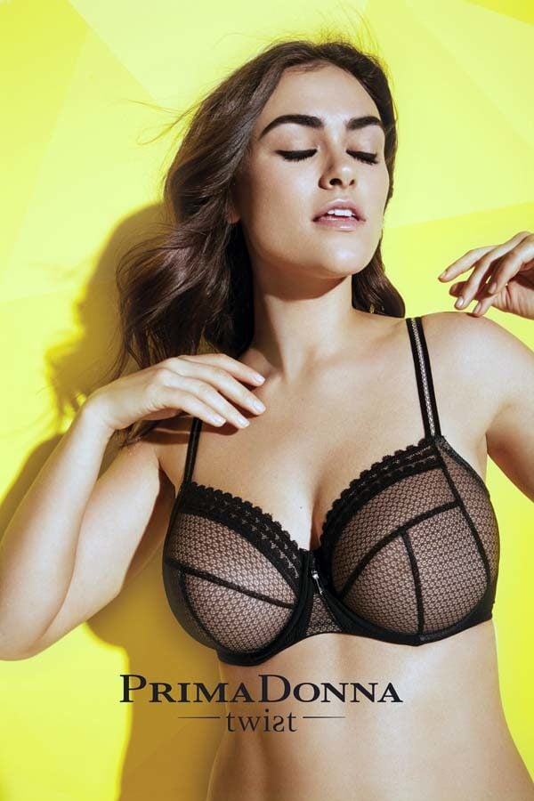 I Want You Full Cup Wire Bra Prima Donna Twist
