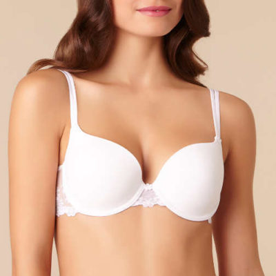 White Nights T-Shirt Bra by Passionata