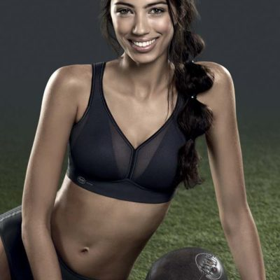 Air Control 5544 Padded Sport Bra by Anita Active