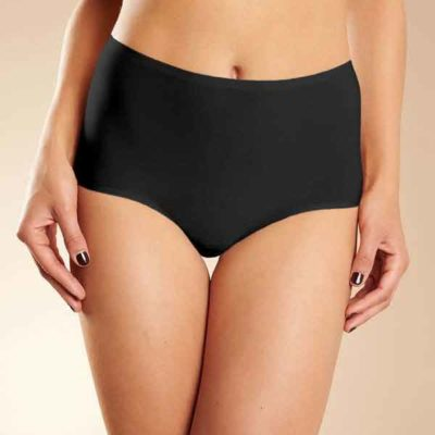 Soft Stretch 'Magic' High Waist Brief by Chantelle
