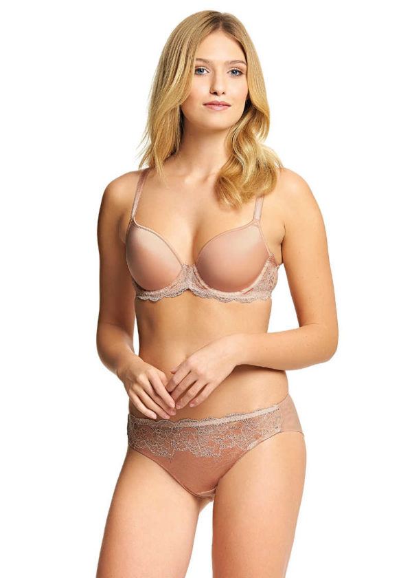 Wacoal - Lace Affair - Rose Dust -Contour Bra and Brief