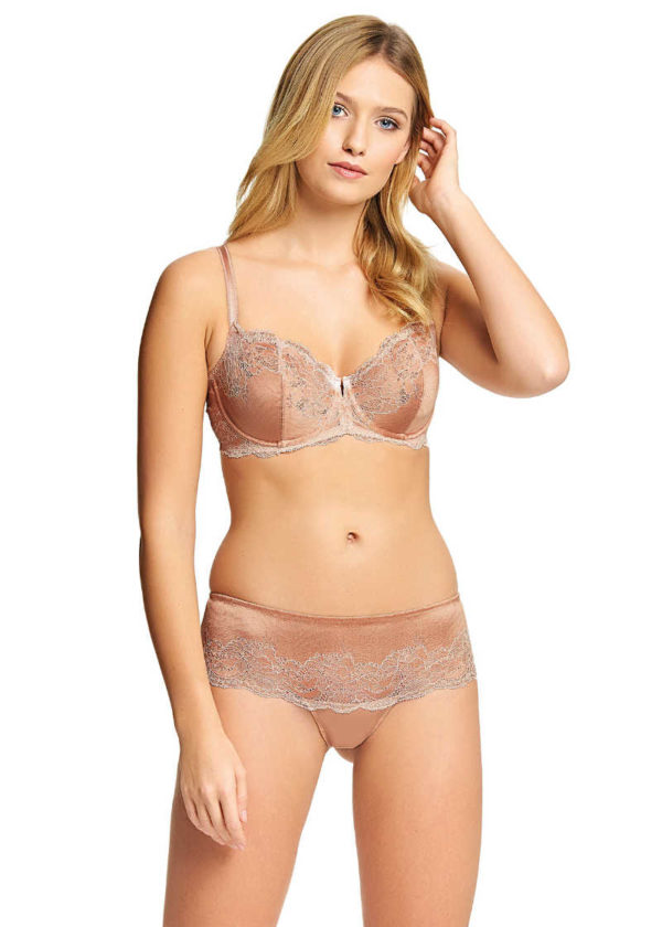 Wacoal - Lace Affair - Rose Dust -Underwire Bra and Tanga