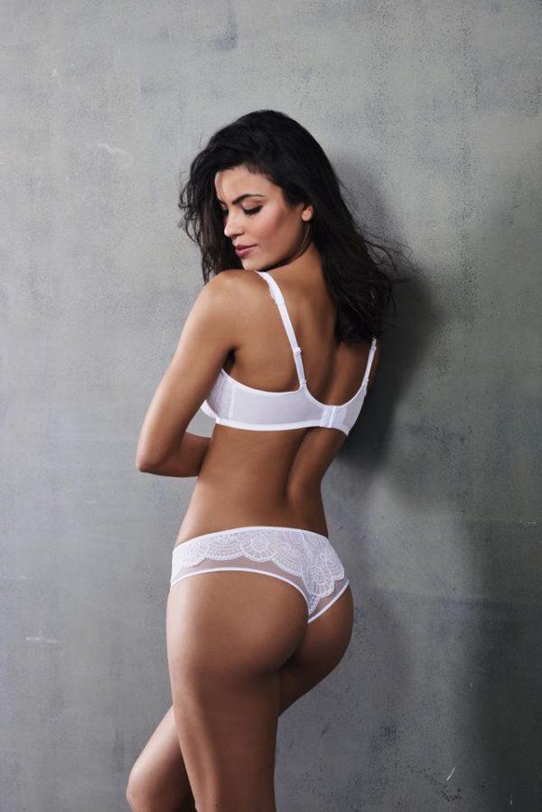 Rosa Faia - Selma - White - shorty