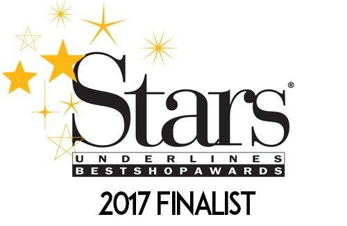 Stars 2017 Finalist logo