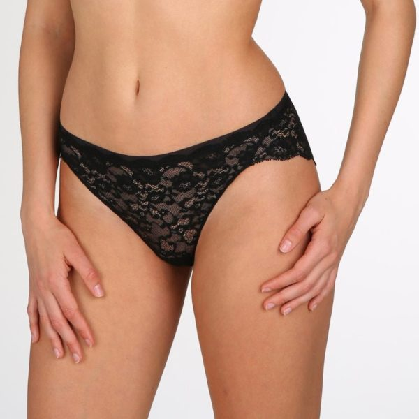 Color Studio Lace - Rio Brief - Black