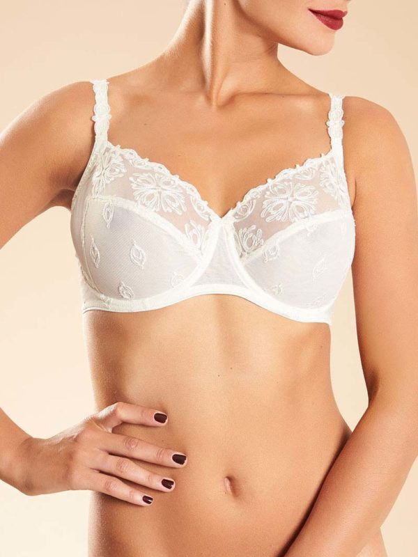 Champs Elysees - Cappuccino - 3 part bra