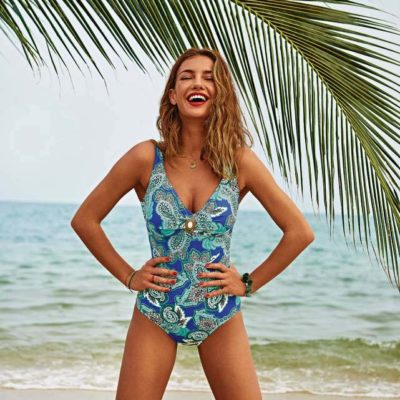 Lola Swimsuit by Anita Rosa Faia Swim