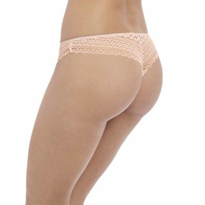 Daisy Lace Thong by Freya