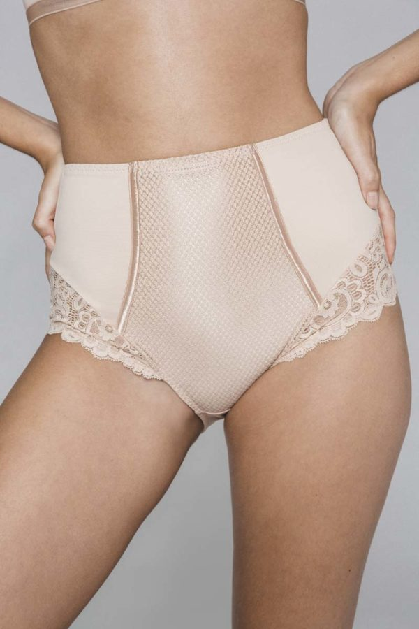 Lejaby - Gaby - Smoky Pink - Sculpting Brief