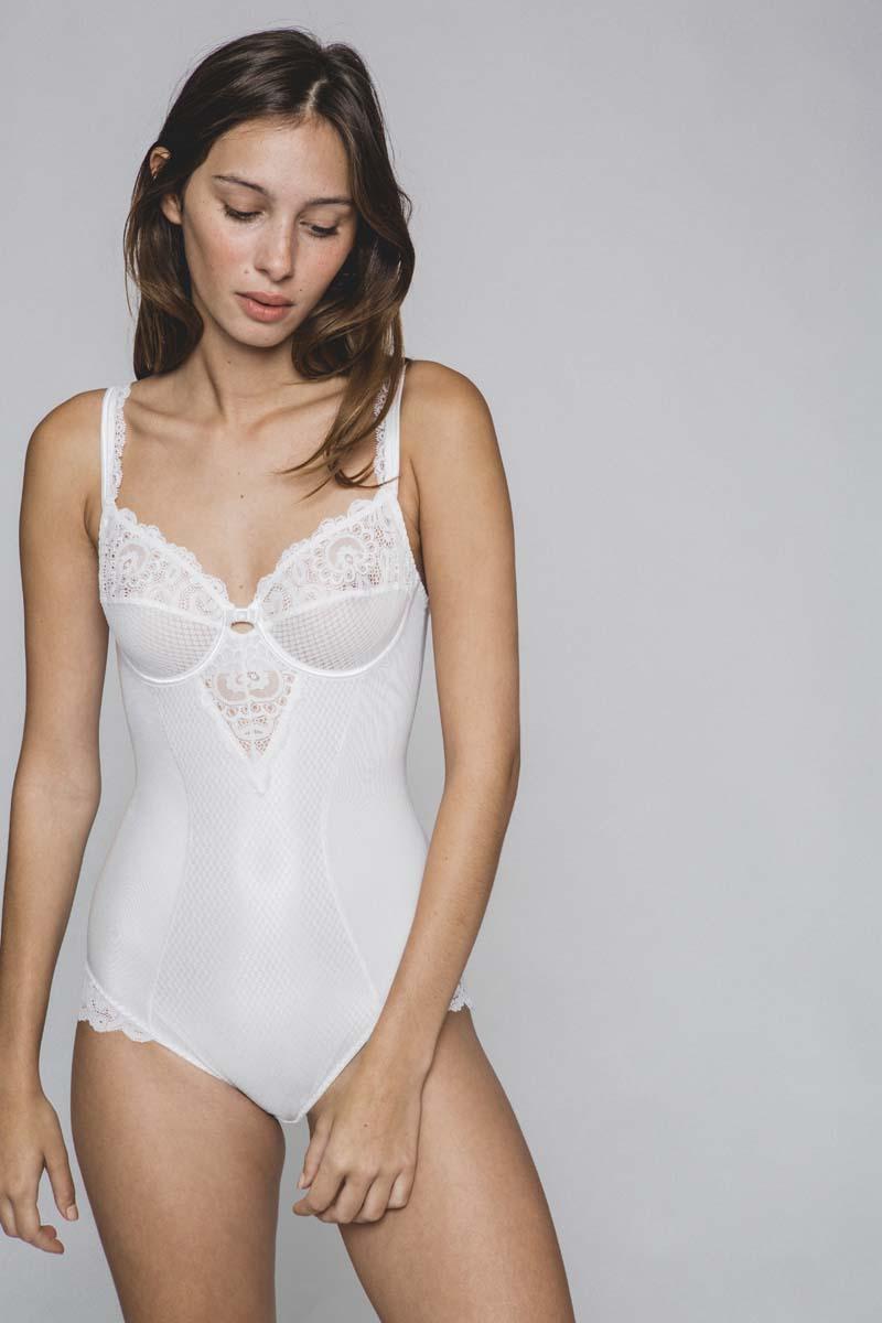 21e636461 Gaby Bodysuit by Maison Lejaby - Embrace
