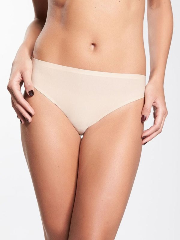 Soft Stretch - Nude - Thong