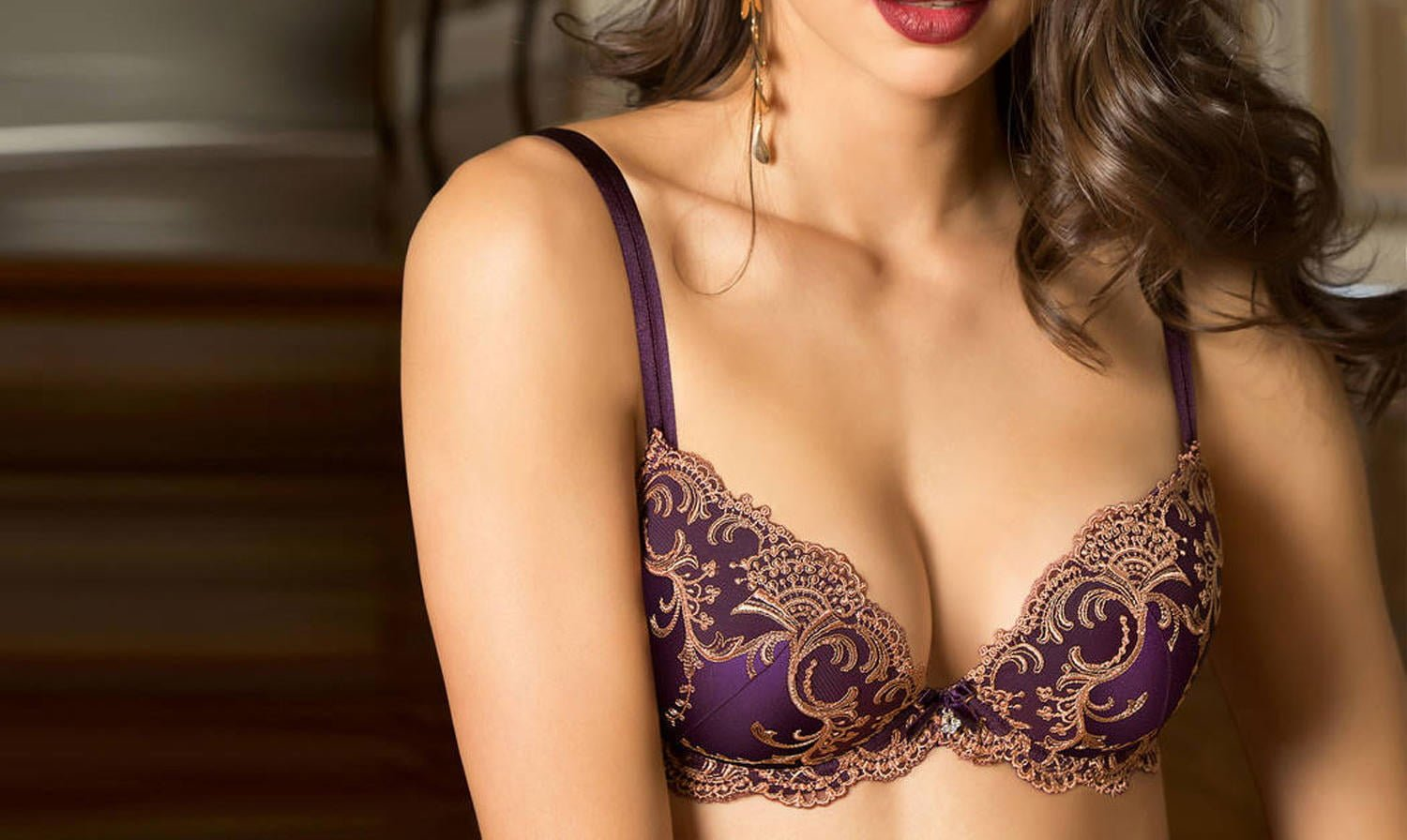 Learn about luxury lingerie lace