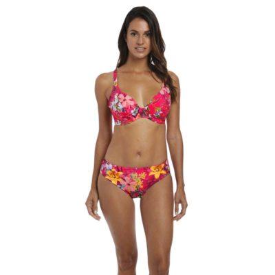 c250cff727 Anguilla Underwire Plunge Bikini Top by Fantasie Swim