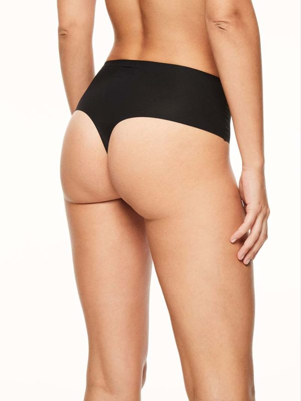 Magic - High Waist String - black
