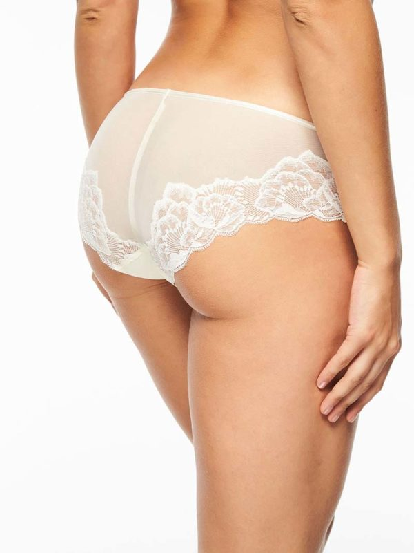 Orangerie - ivory - shorty rear