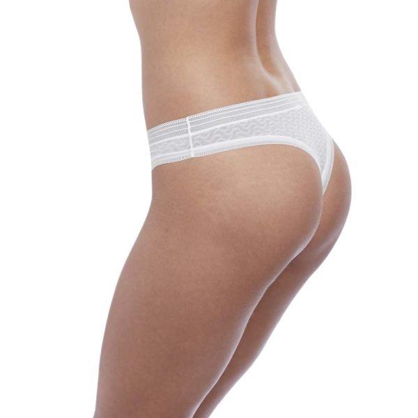 Aphrodite - white - tanga