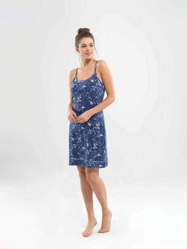 Blackspade - Blue Light Gown