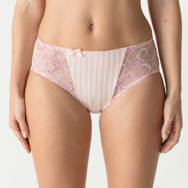 Madison Full Brief Pearly Pink Limited Edition