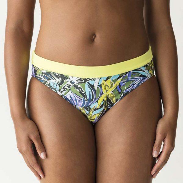 Pacific Beach Fold Bikini Briefs by Prima Donna Swim
