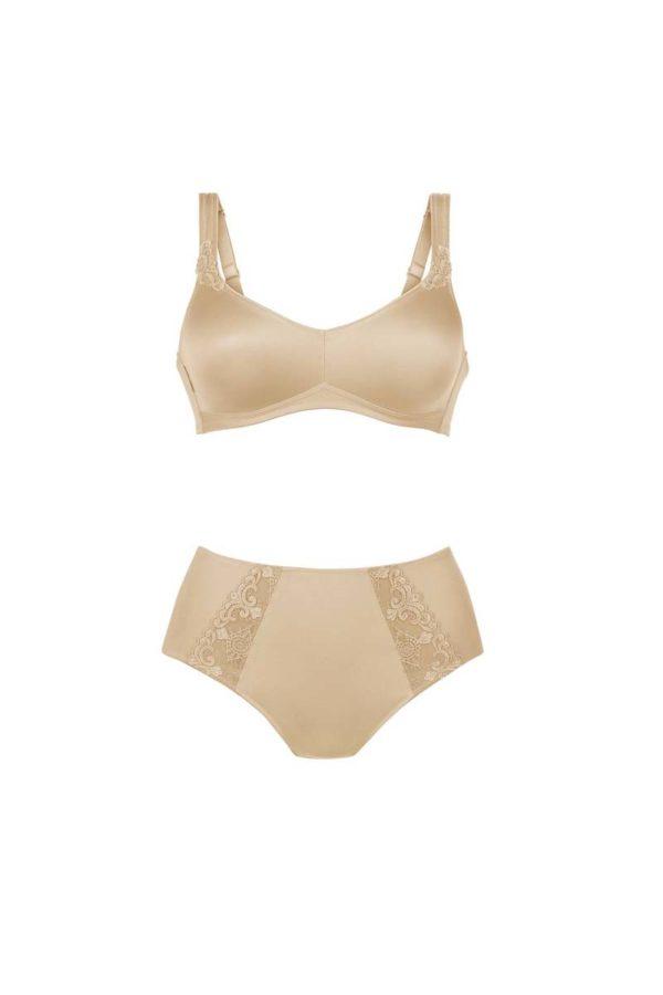 Grazia - soft bra and HWB plus - skin