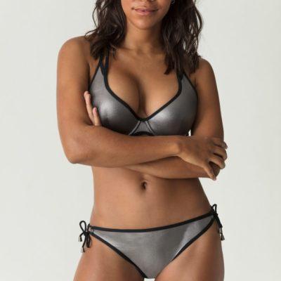 Myla Triangle Padded Halter Bikini with Mini Briefs by Prima Donna Swim