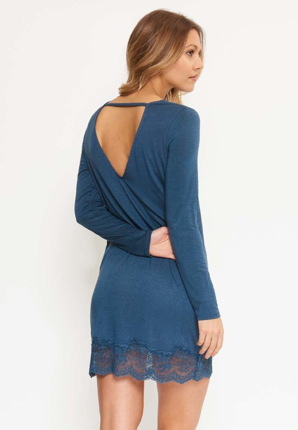 Lingadore - Folk Nightdress - rear