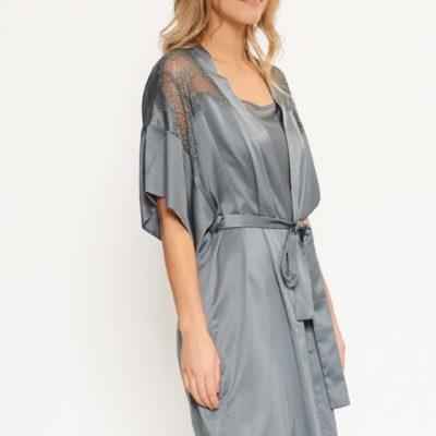 Urban Kimono Wrap by Lingadore