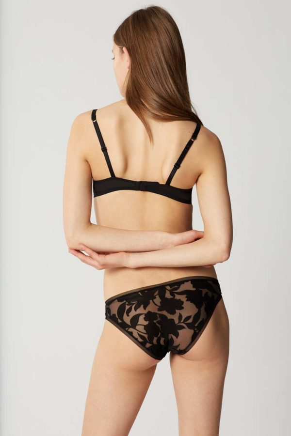 Venus - black - brief - rear