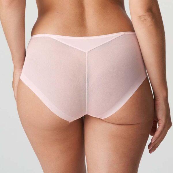 every woman hotpant pink blush rear