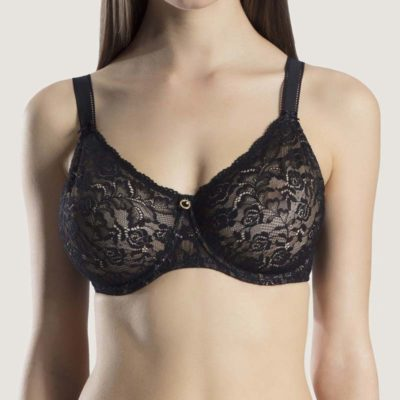 Rosessence Comfort Full Cup Bra by Aubade