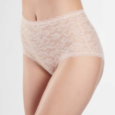 Rosessence High Waisted Brief by Aubade