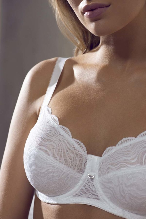 Fantasie Impression Average Coverage Bra White