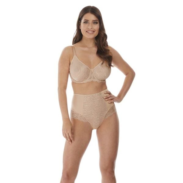 Fantasie Impression Moulded Bra & Hwb Natural