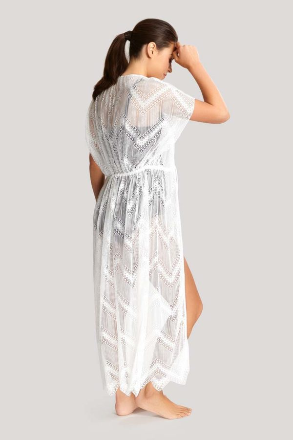 Panache Beachwear Dress Rear