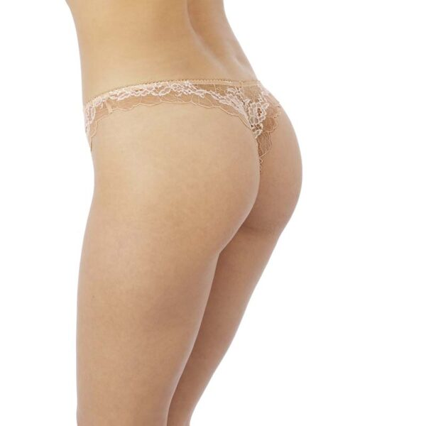 Lace Perfection Cafe Creme Tanga