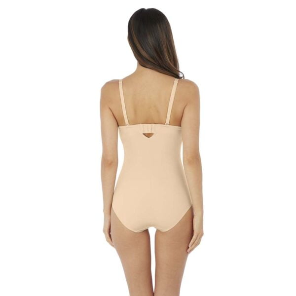 Red Carpet Bodybriefer By Wacoal Nude Back 1
