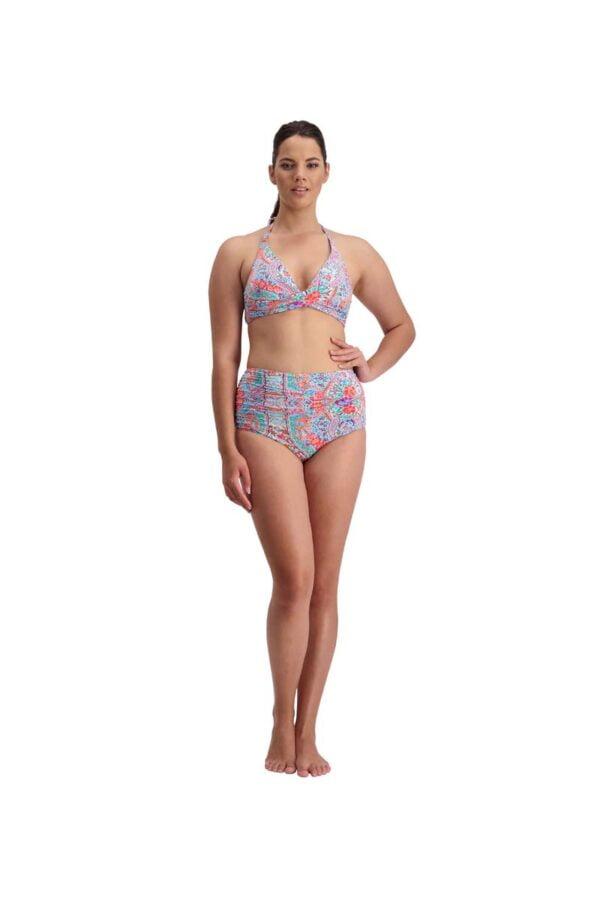 Fancy Palace Bikini Brief By Quayside Swim